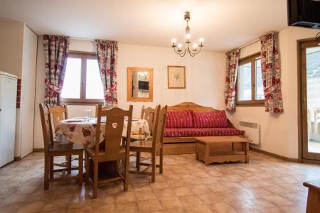 Vacances en montagne Appartement 3 pièces 6 personnes (A63) - Résidence le Bonheur des Pistes - Val Cenis - Séjour