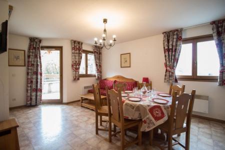 Vacances en montagne Appartement 3 pièces 6 personnes (A64) - Résidence le Bonheur des Pistes - Val Cenis - Séjour
