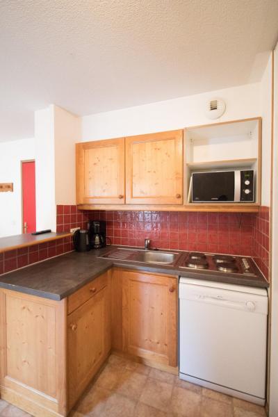 Vacances en montagne Appartement 3 pièces 6 personnes (A65) - Résidence le Bonheur des Pistes - Val Cenis - Cuisine
