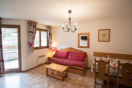 Vacances en montagne Appartement 3 pièces 6 personnes (A65) - Résidence le Bonheur des Pistes - Val Cenis - Séjour