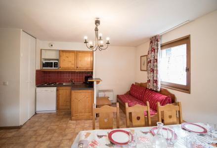 Vacances en montagne Appartement 3 pièces 6 personnes (A66) - Résidence le Bonheur des Pistes - Val Cenis - Cuisine