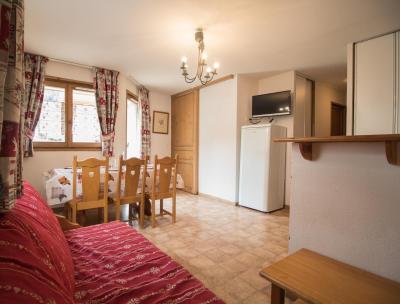 Vacances en montagne Appartement 3 pièces 6 personnes (A66) - Résidence le Bonheur des Pistes - Val Cenis - Séjour