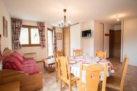 Vacances en montagne Appartement 3 pièces 6 personnes (A68) - Résidence le Bonheur des Pistes - Val Cenis - Séjour