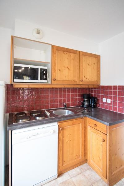Vacances en montagne Appartement 3 pièces 6 personnes (A69) - Résidence le Bonheur des Pistes - Val Cenis - Cuisine