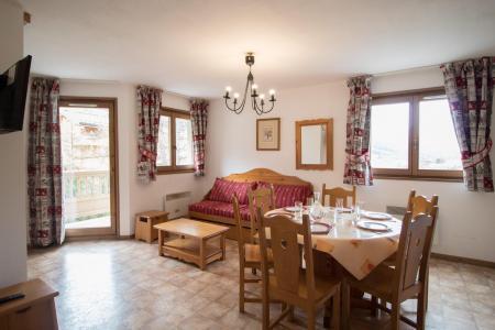 Vacances en montagne Appartement 3 pièces 6 personnes (A69) - Résidence le Bonheur des Pistes - Val Cenis - Séjour