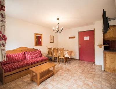 Vacances en montagne Appartement 3 pièces 6 personnes (A70) - Résidence le Bonheur des Pistes - Val Cenis - Séjour