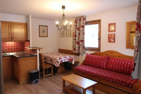Vacances en montagne Appartement 3 pièces 6 personnes (A71) - Résidence le Bonheur des Pistes - Val Cenis - Séjour