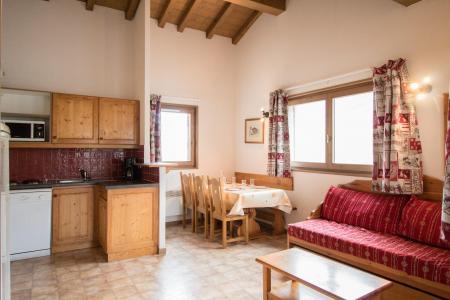 Vacances en montagne Appartement 3 pièces 6 personnes (A78) - Résidence le Bonheur des Pistes - Val Cenis - Cuisine