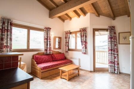 Vacances en montagne Appartement 3 pièces 6 personnes (A78) - Résidence le Bonheur des Pistes - Val Cenis - Séjour