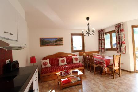 Vacances en montagne Appartement 3 pièces 6 personnes (B15) - Résidence le Bonheur des Pistes - Val Cenis - Séjour