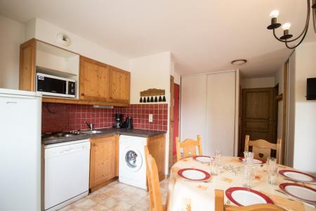 Vacances en montagne Appartement 3 pièces 6 personnes (B18) - Résidence le Bonheur des Pistes - Val Cenis - Cuisine