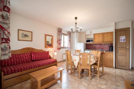 Vacances en montagne Appartement 3 pièces 6 personnes (B18) - Résidence le Bonheur des Pistes - Val Cenis - Séjour