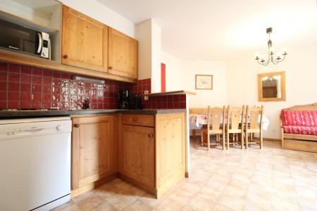 Vacances en montagne Appartement 3 pièces 6 personnes (B27) - Résidence le Bonheur des Pistes - Val Cenis - Cuisine