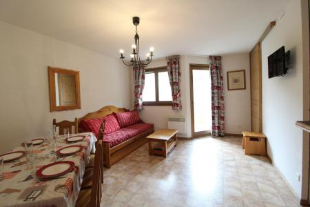 Vacances en montagne Appartement 3 pièces 6 personnes (B27) - Résidence le Bonheur des Pistes - Val Cenis - Séjour