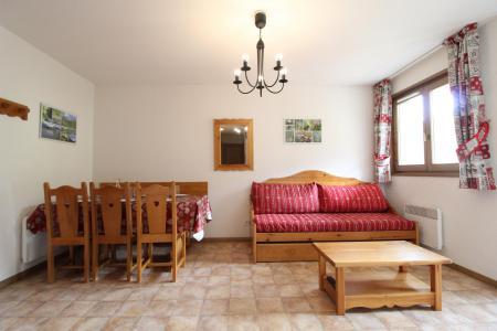 Vacances en montagne Appartement 3 pièces 6 personnes (B28M) - Résidence le Bonheur des Pistes - Val Cenis - Séjour