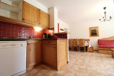 Vacances en montagne Appartement 3 pièces 6 personnes (B33) - Résidence le Bonheur des Pistes - Val Cenis - Cuisine