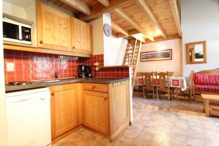 Vacances en montagne Appartement 3 pièces 6 personnes (B36) - Résidence le Bonheur des Pistes - Val Cenis - Cuisine