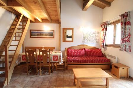 Vacances en montagne Appartement 3 pièces 6 personnes (B36) - Résidence le Bonheur des Pistes - Val Cenis - Séjour