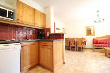 Vacances en montagne Appartement 3 pièces 6 personnes (B43M) - Résidence le Bonheur des Pistes - Val Cenis - Cuisine