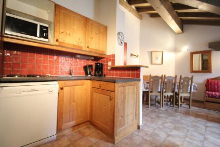 Vacances en montagne Appartement 3 pièces 6 personnes (B46M) - Résidence le Bonheur des Pistes - Val Cenis - Cuisine