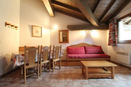 Vacances en montagne Appartement 3 pièces 6 personnes (B46M) - Résidence le Bonheur des Pistes - Val Cenis - Séjour