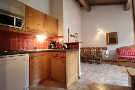Vacances en montagne Appartement 3 pièces 6 personnes (B47) - Résidence le Bonheur des Pistes - Val Cenis - Cuisine