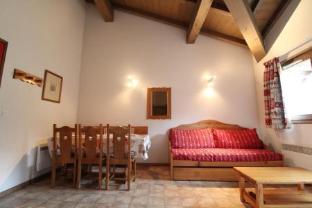 Vacances en montagne Appartement 3 pièces 6 personnes (B47) - Résidence le Bonheur des Pistes - Val Cenis - Séjour