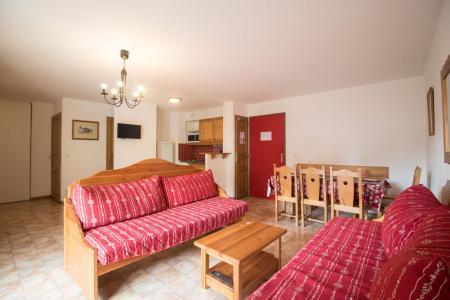 Vacances en montagne Appartement 3 pièces 7 personnes (B16) - Résidence le Bonheur des Pistes - Val Cenis - Séjour