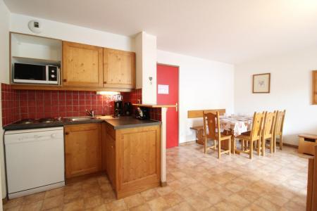 Vacances en montagne Appartement 3 pièces 7 personnes (B30) - Résidence le Bonheur des Pistes - Val Cenis - Cuisine