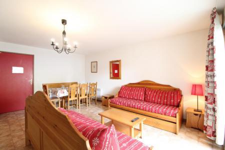 Vacances en montagne Appartement 3 pièces 7 personnes (B30) - Résidence le Bonheur des Pistes - Val Cenis - Séjour