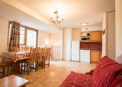 Vacances en montagne Appartement duplex 3 pièces 8 personnes (B2) - Résidence le Bonheur des Pistes - Val Cenis - Séjour