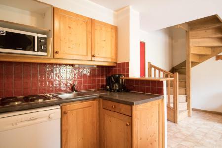 Vacances en montagne Appartement duplex 4 pièces 10 personnes (A73) - Résidence le Bonheur des Pistes - Val Cenis - Cuisine