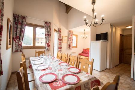 Vacances en montagne Appartement duplex 4 pièces 10 personnes (A77) - Résidence le Bonheur des Pistes - Val Cenis - Séjour