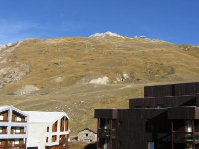 Location au ski Residence Le Borsat - Tignes - Extérieur été