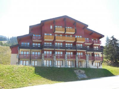 Location au ski Appartement 3 pièces 6 personnes - Résidence le Boulier - Montchavin La Plagne - Extérieur été
