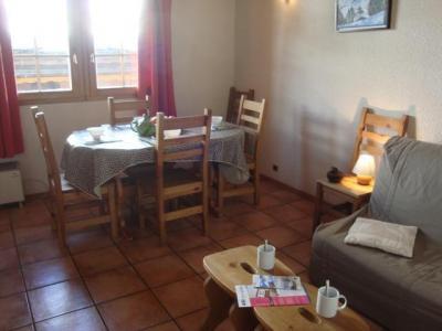 Vacances en montagne Studio mezzanine 6 personnes (362) - Résidence le Bourg Morel G - Valmorel