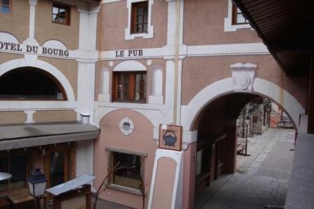 Vacances en montagne Studio 2 personnes (23/2) - Résidence le Bourg Morel G - Valmorel - Extérieur été