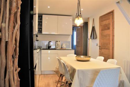 Vacances en montagne Appartement 4 pièces 8 personnes (3/1) - Résidence le Bourg Morel G - Valmorel - Kitchenette