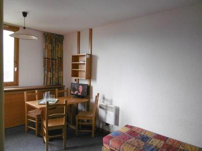 Vacances en montagne Studio 3 personnes (012) - Résidence le Bourgeon - Valmorel
