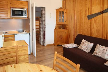 Holiday in mountain resort Studio 4 people (086) - Résidence le Boussolenc - Les Orres