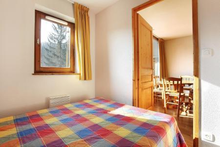 Vacances en montagne Résidence le Buet - Morillon - Chambre