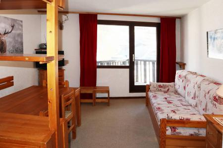 Holiday in mountain resort 2 room apartment 6 people (276) - Résidence le Cairn - Les Orres - Table
