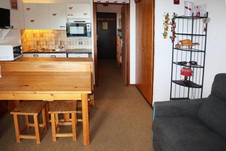 Holiday in mountain resort Studio sleeping corner 4 people (273) - Résidence le Cairn - Les Orres - Settee