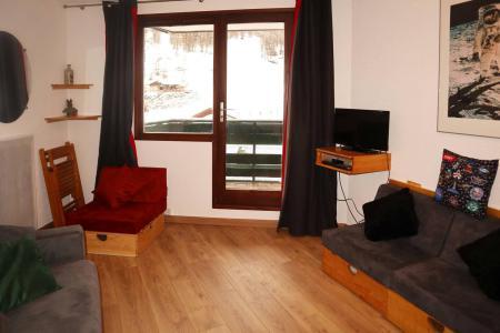 Holiday in mountain resort Studio sleeping corner 4 people (278) - Résidence le Cairn - Les Orres - Settee