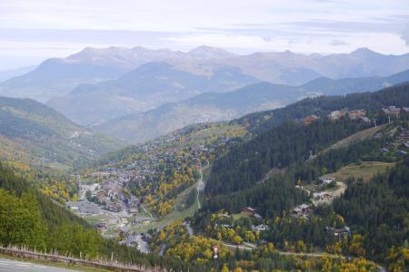 Vacances en montagne Studio 4 personnes (20) - Résidence le Candide - Méribel-Mottaret