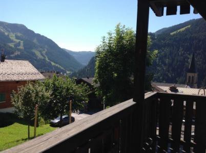 Vacances en montagne Appartement 2 pièces 5 personnes (001) - Résidence le Caribou - Châtel