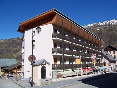 Location au ski Residence Le Caribou - Valloire - Extérieur été