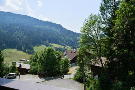 Holiday in mountain resort Studio cabin 5 people (A07) - Résidence le Catalpa - Le Grand Bornand