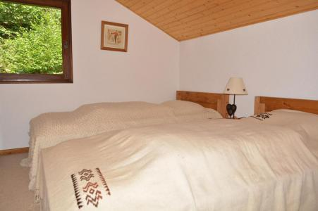 Holiday in mountain resort 3 room duplex apartment 7 people (A08) - Résidence le Catalpa - Le Grand Bornand