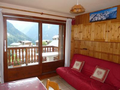 Vacances en montagne Studio coin montagne 4 personnes (037) - Résidence le Centre - Champagny-en-Vanoise